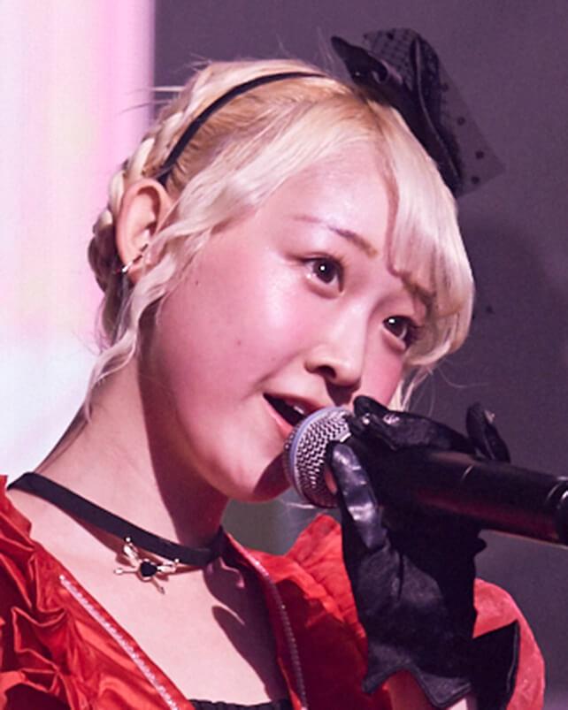 赤衣装ヘッドアクセセット(小島瑠那)の画像
