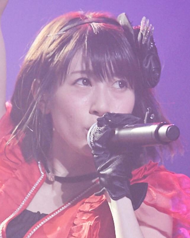 赤衣装ヘッドアクセセット(権田夏海)の画像