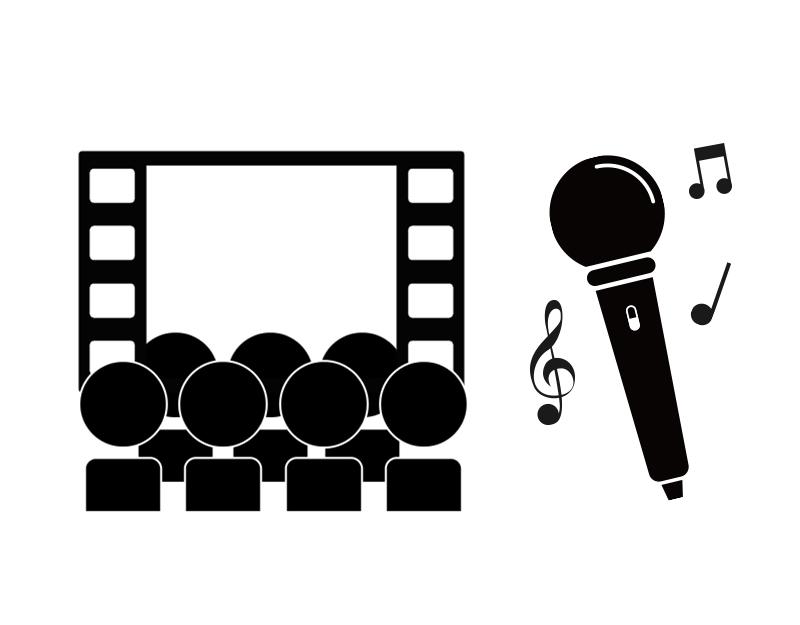 【大阪公演】映画完成披露試写会&アコースティックライブプランの画像