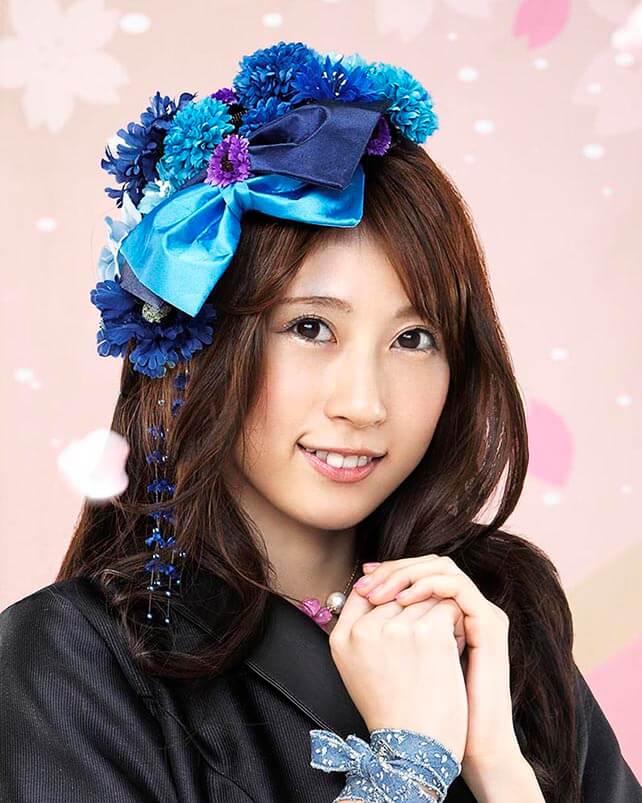 「君に桜ヒラリと舞う」ヘッドアクセセット(権田夏海)の画像