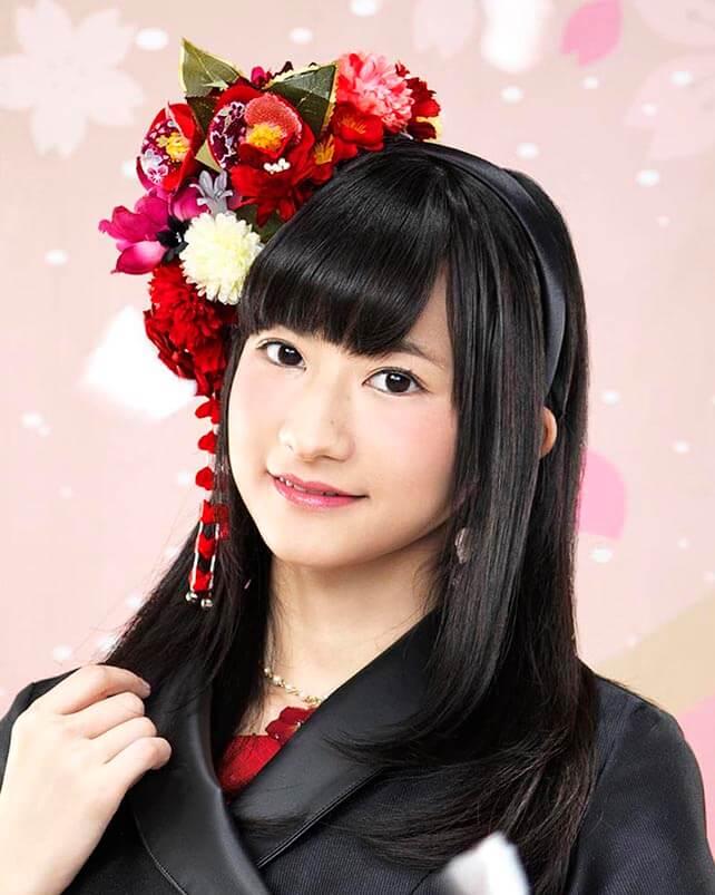 「君に桜ヒラリと舞う」ヘッドアクセセット(外崎梨香)の画像