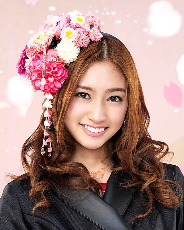 「君に桜ヒラリと舞う」ヘッドアクセセット(小泉遥)の画像