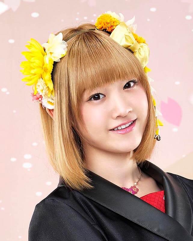 「君に桜ヒラリと舞う」ヘッドアクセセット(小島瑠那)の画像