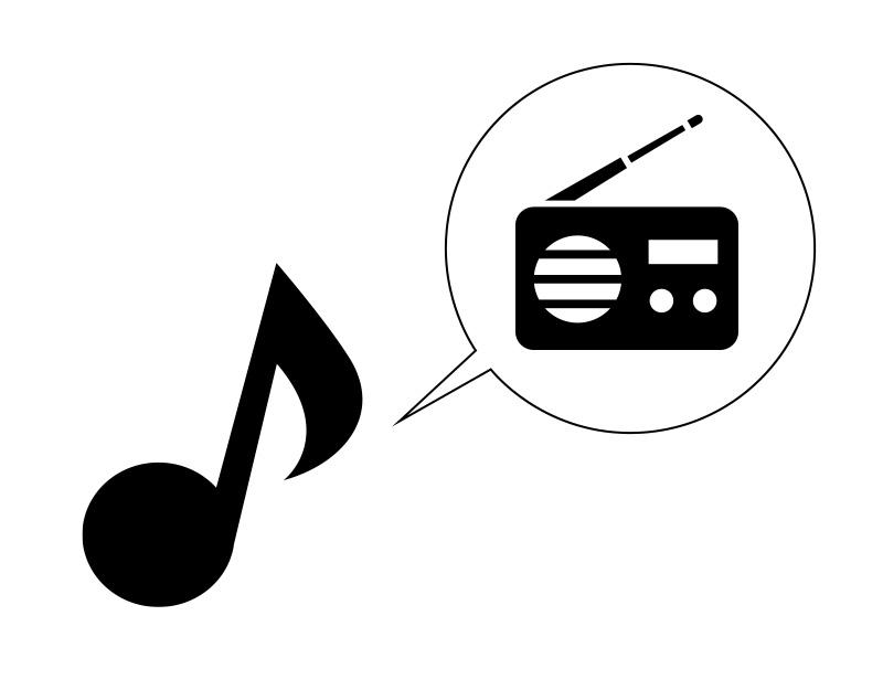 ラジオ音声データ
