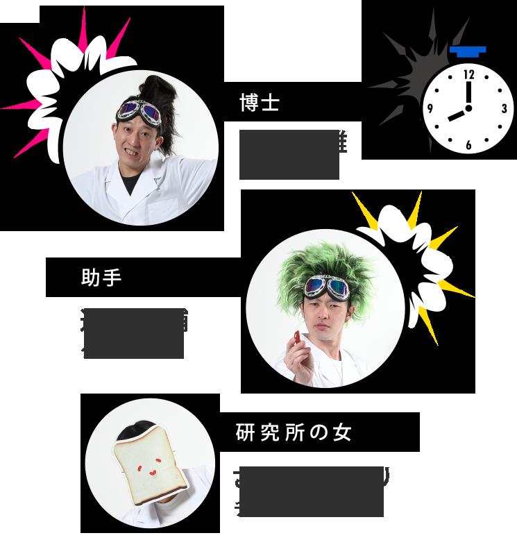 研究所員紹介