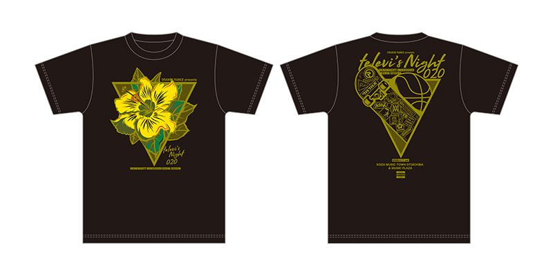 テレビズナイト020 イベントTシャツ