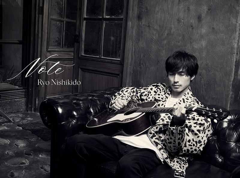 錦戸亮2ndアルバム『Note』WIZY限定盤