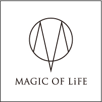 MAGIC OF LiFEロゴ
