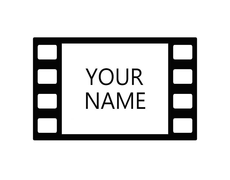 DVDスタッフロールお名前掲載