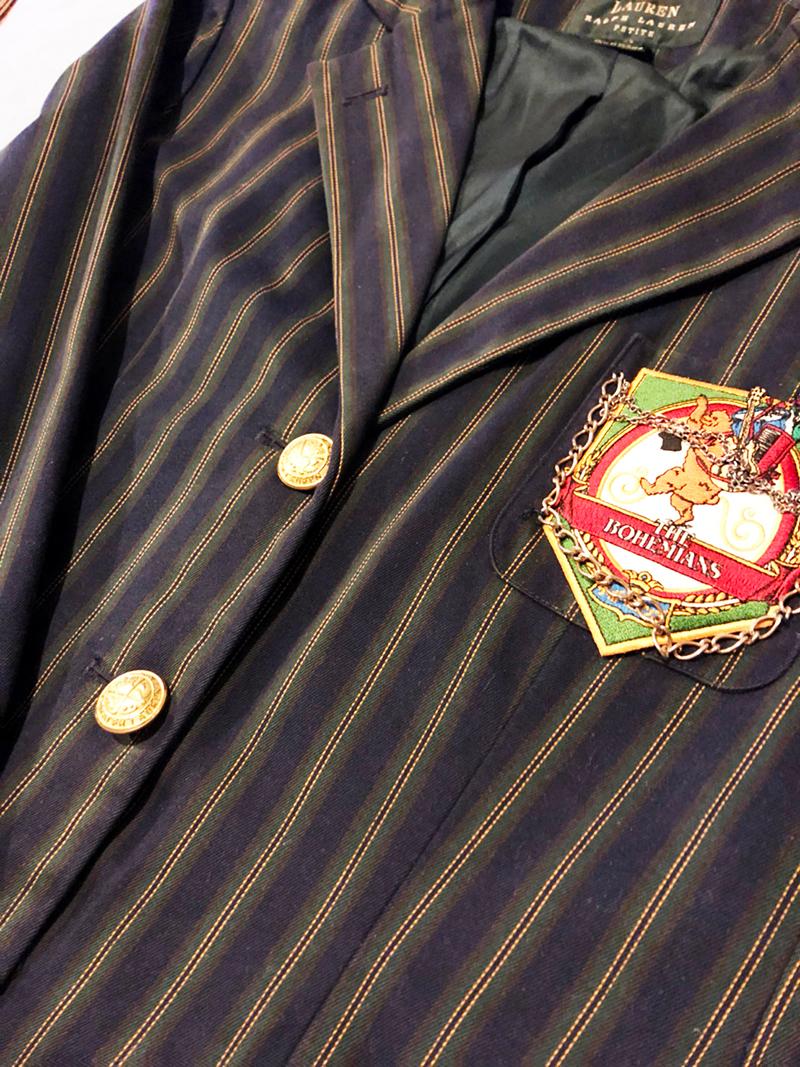 星川ドントレットミーダウン[ba] アルバム『憧れられたい』で着用したジャケット