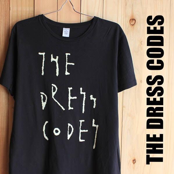 <復刻グッズ>ドレスコーズ『the dresscodes TOUR1954』発売のロゴTシャツ