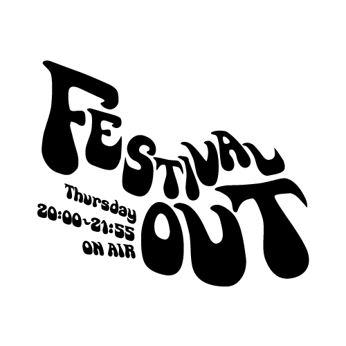 FESTIVAL OUT ロゴ