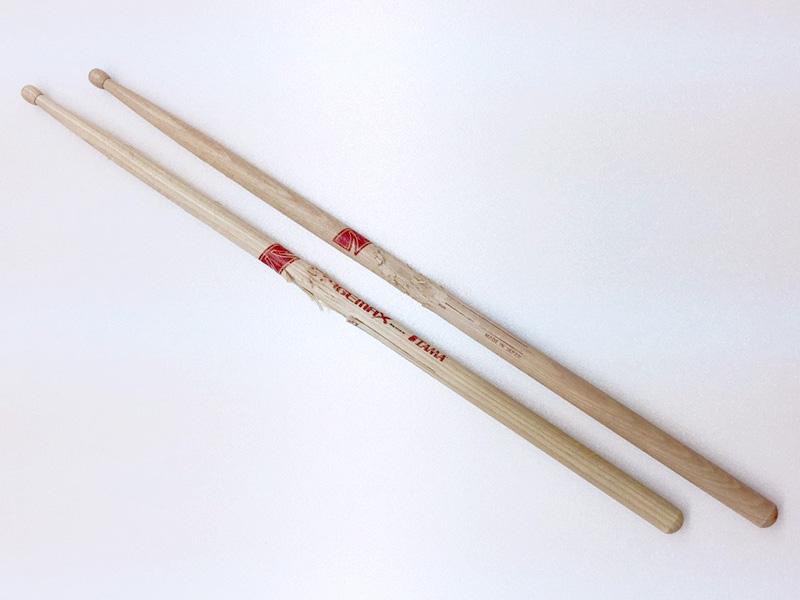木村使用ドラムスティック