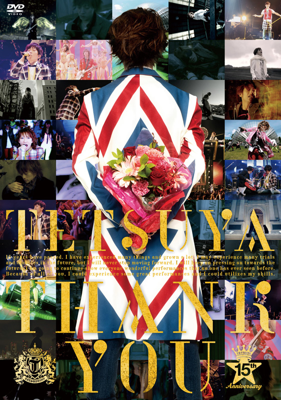 Blu-ray&DVD「THANK YOU」