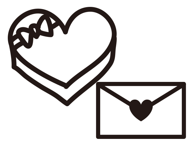 神田莉緒香のバレンタイン×本気の手紙
