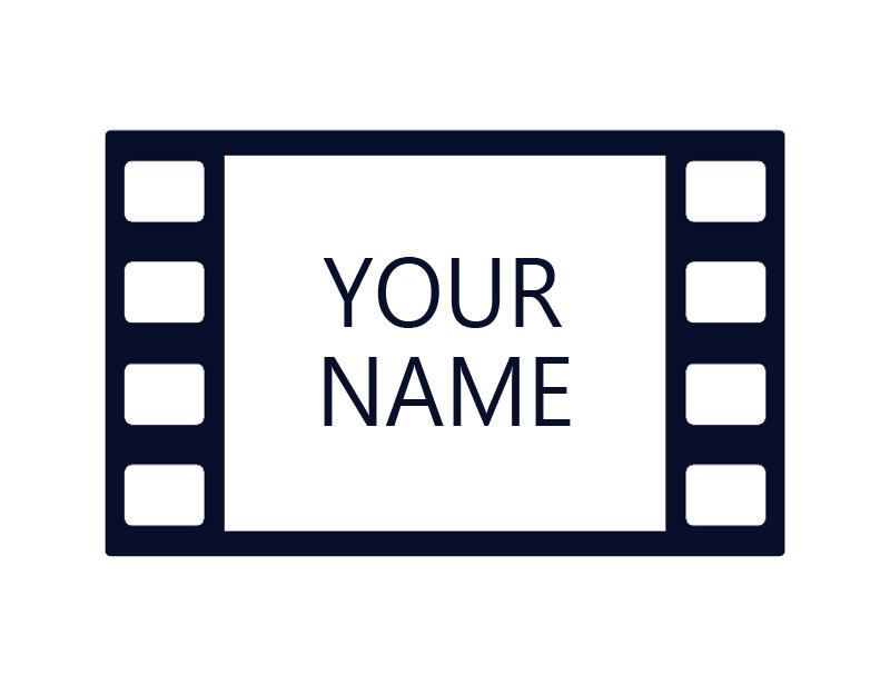 MVメイキング映像エンドロールへのお名前掲載