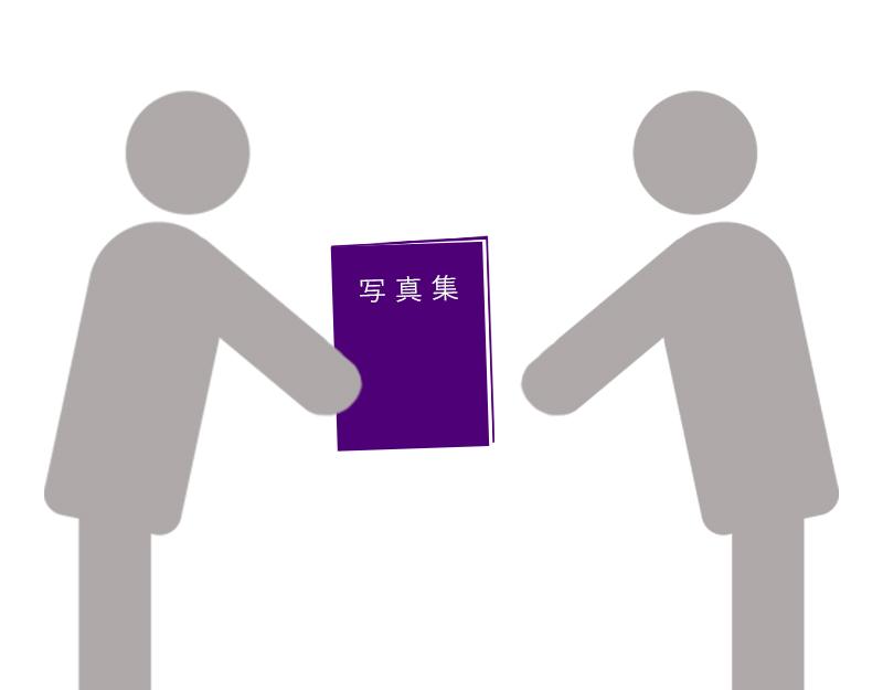 トーク&写真集お渡し会