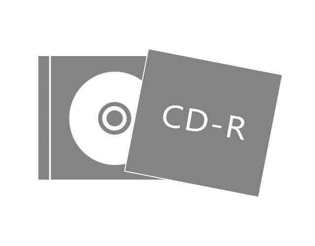 未発表音源CD-R(2曲入り)