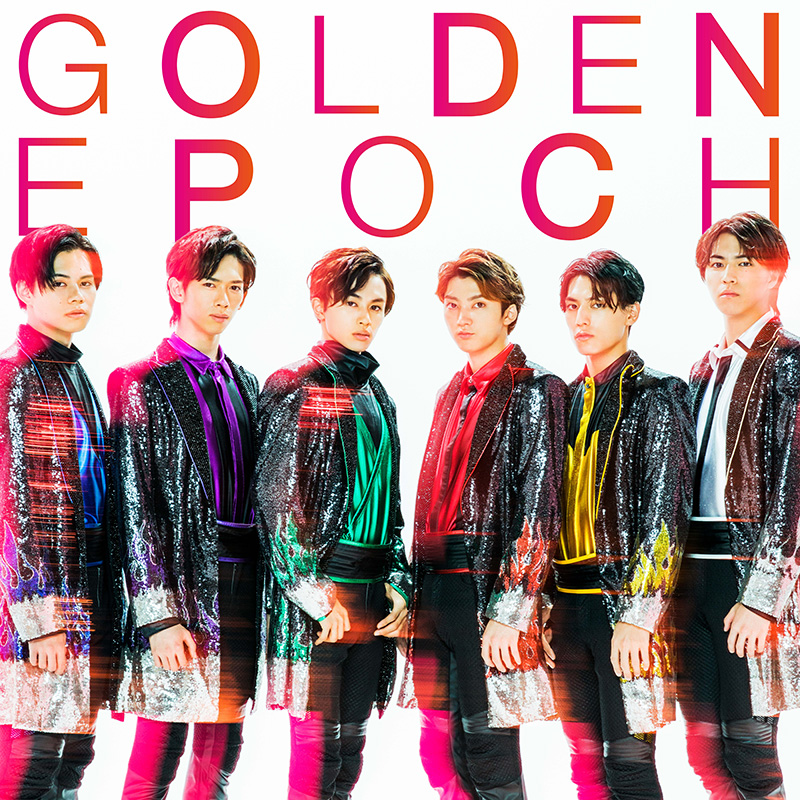 『GOLDEN EPOCH』WIZY限定盤