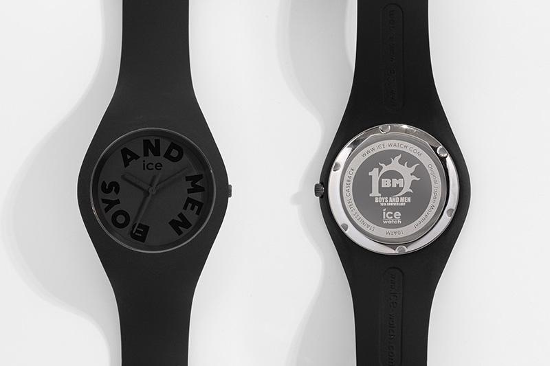 腕時計(黒)
