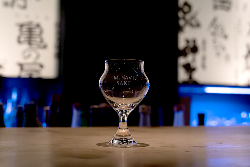 大吟醸グラス
