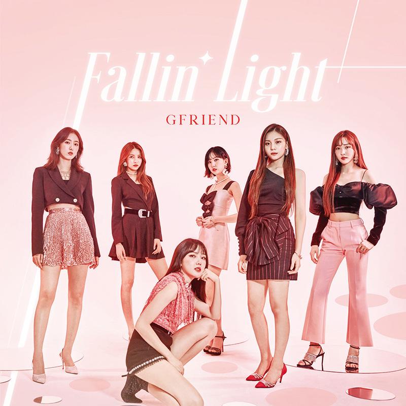 『Fallin'Light』通常盤