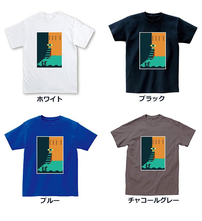 「涙の階段」オリジナルTシャツ