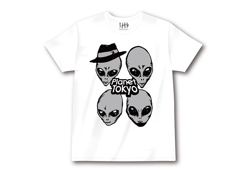 エイリアンTシャツ