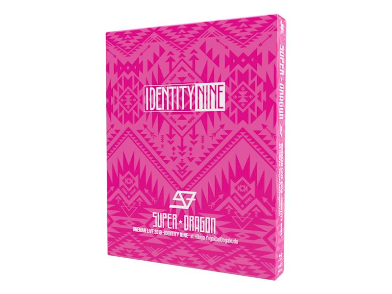 【WIZY限定盤】Blu-ray「SUPER★DRAGON ONEMAN LIVE 2019 -IDENTITY NINE- at 日比谷野外大音楽堂」