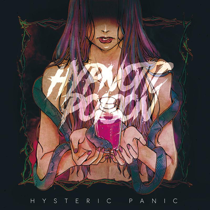 ミニアルバム『Hypnotic Poison』
