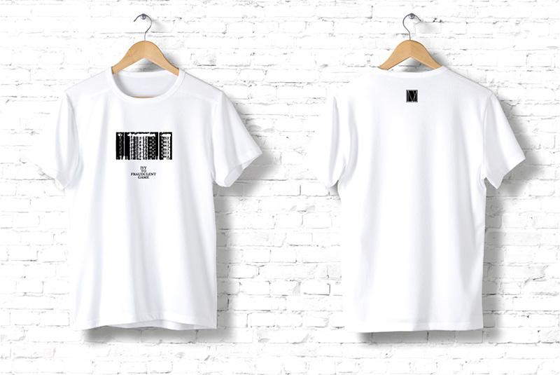 限定Tシャツ白