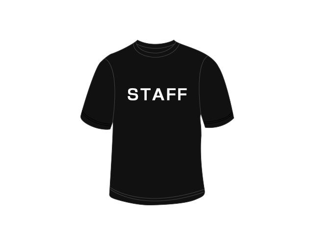 スタッフTシャツ(非売品)