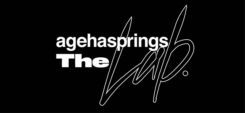agehasprings The Lab.