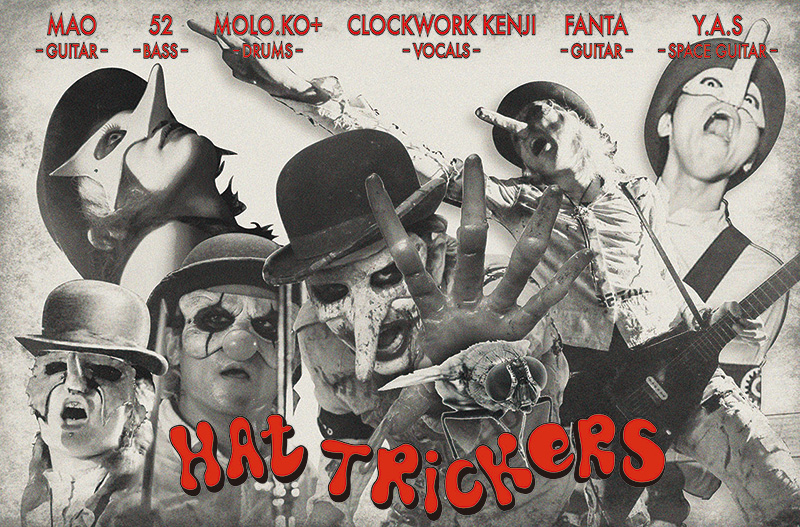 HAT TRICKERS