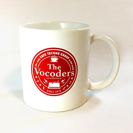 The Vocoders 限定マグカップ