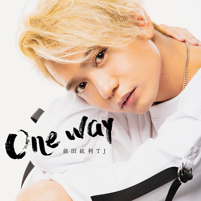 WIZY限定パッケージ盤『One way』