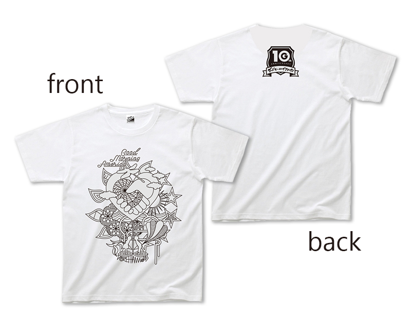 MV出演権付きTシャツ
