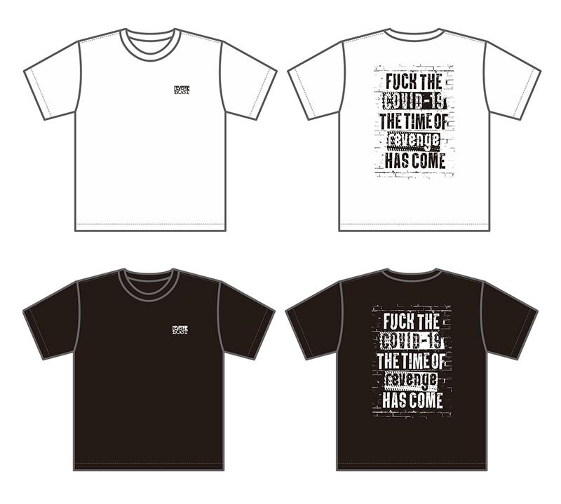 FxxK THE COVID-19 Tシャツ