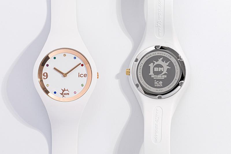【FC限定版】直筆サイン入り腕時計(白)