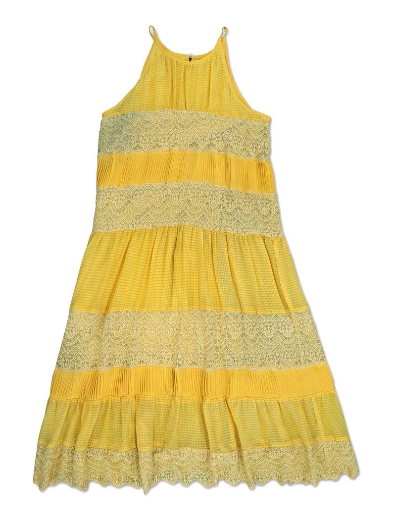 ドレス/向日葵ドレス