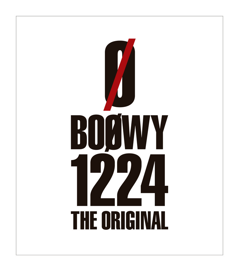 「BOØWY 1224 -THE ORIGINAL-」Ultra HD Blu-ray+Blu-ray (5.1ch)