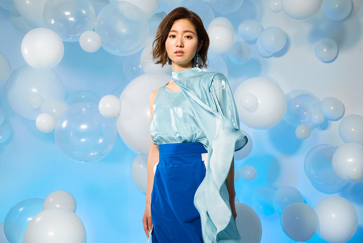 WIZY限定カラーのミニタオル付セット!杏沙子8月7日発売シングルを注文受付の画像