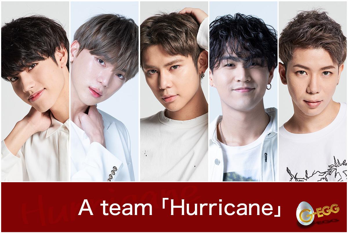 G-EGG×A team「Hurricane」ミュージックビデオ制作の画像