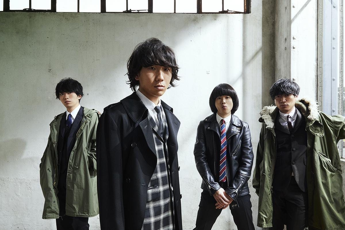 河内REDS 3/25発売アルバム「時計じかけのオレたち」を予約受付の画像