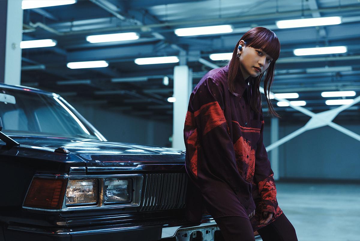 iri 3/25発売ニューアルバムを予約受付の画像