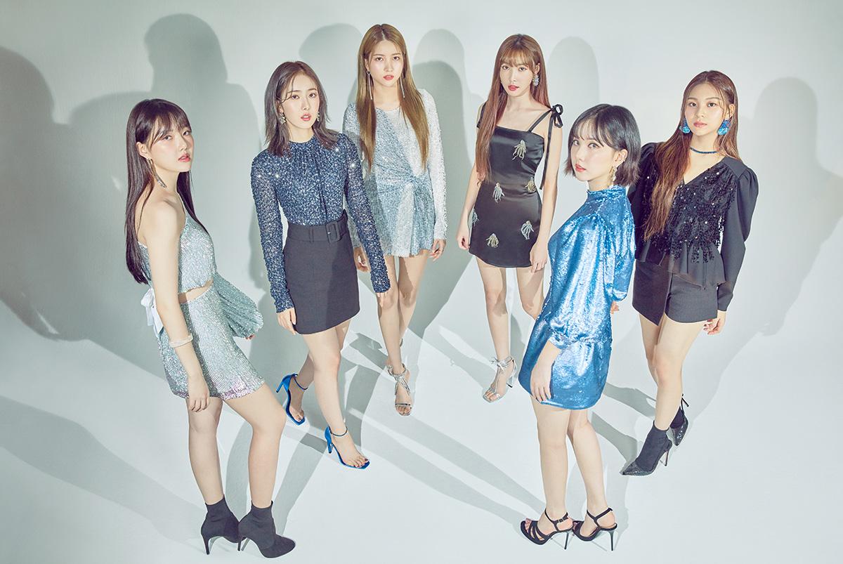 GFRIEND オリジナル特典付きニューアルバムを予約受付!!の画像