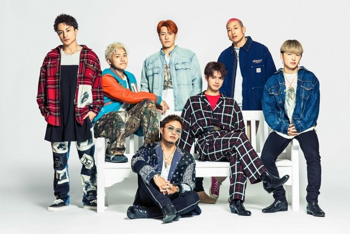 先着購入特典あり!GENERATIONS 11/21発売ニューアルバムを予約受付の画像