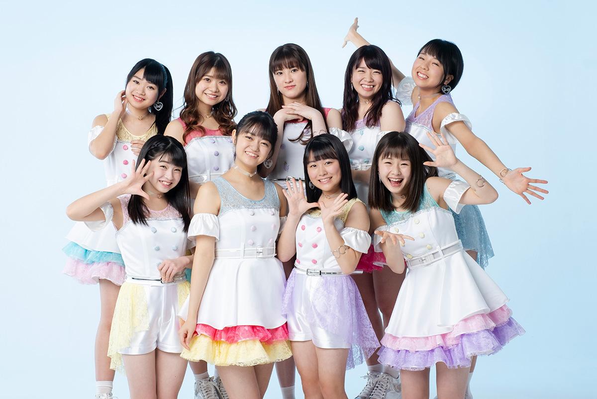 アップアップガールズ(2)が、マイナビBLITZ赤坂での単独公演の映像化に挑戦!の画像
