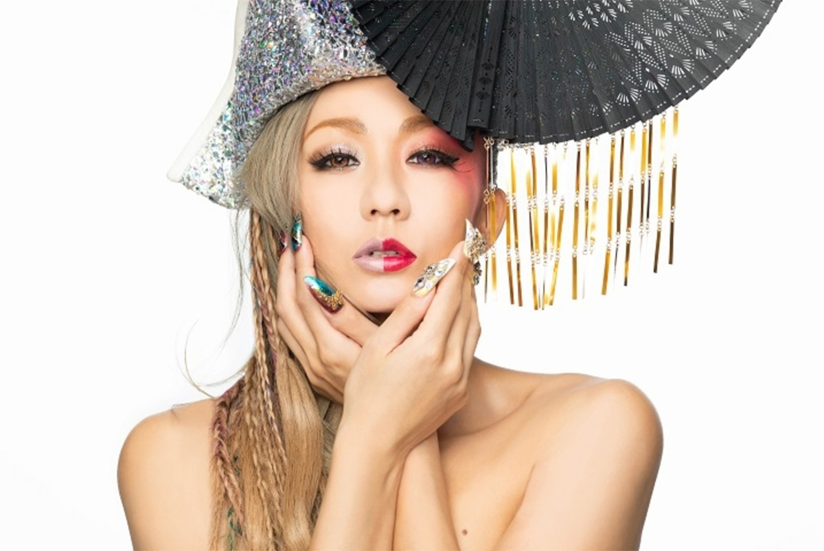 限定特典あり!倖田來未、11/13発売アルバムを予約受付!の画像