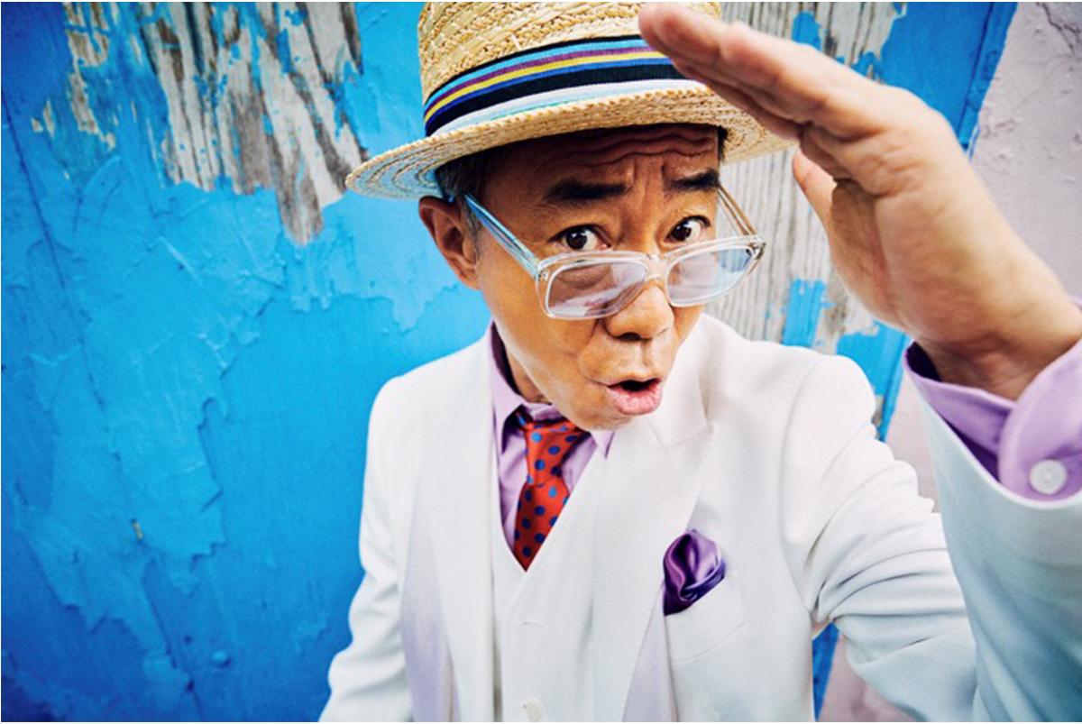 木梨憲武12/11発売ニューアルバム「木梨ファンク ザ・ベスト」を予約受付の画像